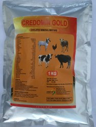 CREDOMIN GOLD