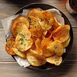 Fried Masala Potato Chips