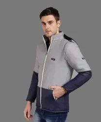 92elmnts Polyester Mens Quilted Jacket 0