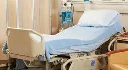 Plain Hospital Bed Sheet