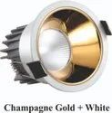 Led Cob Down Light With Color Reflecctor