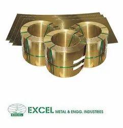 Brass Shim Sheet