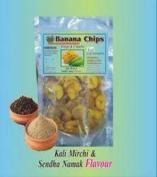 Kali Mirchi Flavour Banana Chips