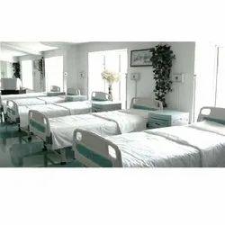 Plain Hospital Bed Sheets