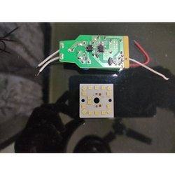 15W Philips Type LED Bulb Raw Materials-Loom  LED ( HPF Driver/OSRAM LED130-140LM/Watt)