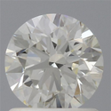 1ct Round Brilliant L VVS1 GIA Certified Natural Diamond