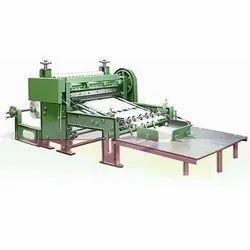 High Speed Rotary Sheet Cutter Machine
