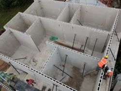 Residential Building Wall Construction Service