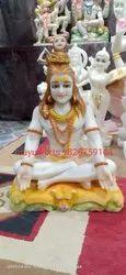 Marble Shankar Ji Statue