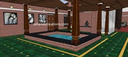 Thottikattu Veedu Architectural Designing Services