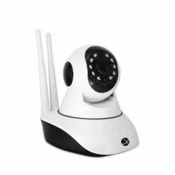 2MP Wireless CCTV Camera, For Indoor Use, Camera Range: 15 to 20 m