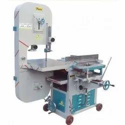 Multipurpose Machine With Bandsaw