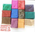 Parinita Jacquard Blouse Fabric