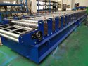 Widespan roofing sheet roll forming machine