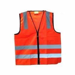Safety Jacket Or Reflective Jacket