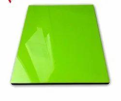 Bush Green Glossy Polyester Powder