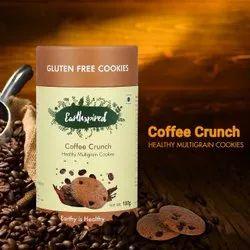 Coffee Crunch Healthy Multigrain Cookies, Box