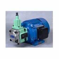 YCB-06 Electric Motor Variable Vane Pump Combination