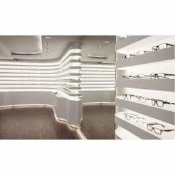 Optical Showroom Interior Designer
