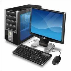 i7 Desktop Computer, Hard Drive Capacity: 500GB, Screen Size: 17