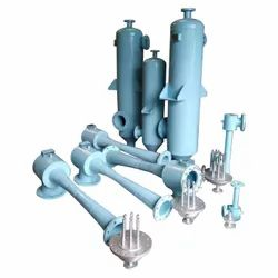 High Vacuum Ejector Systems For Edible Oil Refinery plant