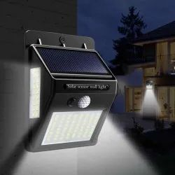 Fluorescent Solar Sensor Wall Light, For Home Use, 50 W