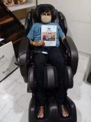 Massage chair Installation in UP