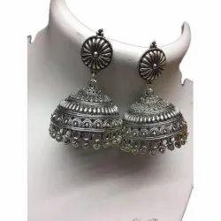 Designer Jhumka Set
