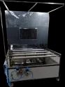 Auto Spray UV Coating Machine