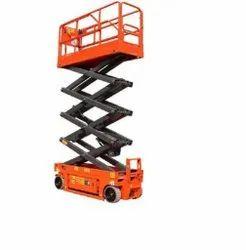 Hydraulic Lifter Machine, Capacity: 600 Kg, Maximum Height: 6500 Mm