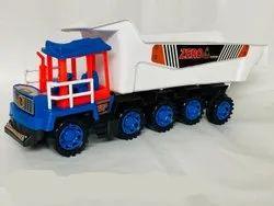 Plastic Zero Dumper Toy Truck