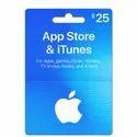 iTunes UK 25 UK Gift Card