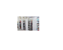 Book Stack Rack