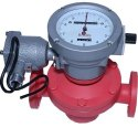 Mechanical Analog Oil Flow Meter