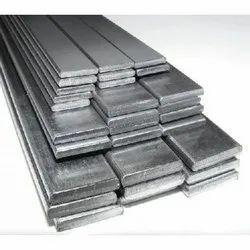 TATA Polished Mild Steel Flat Bar, Single Piece Length: 6 meter, Thickness: 8 Mm