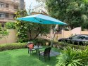 Cantilever Side Pole Umbrella