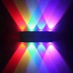 Copper 8W multicolored sconce led light, For Decoration