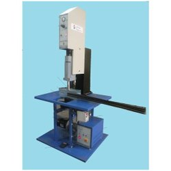 Ultrasonic Pleated Filter Welding Machine