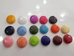 Marble button