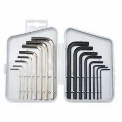 Proskit HW-0221, 16Pcs Hex Key Wrench Set