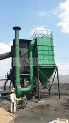 Industrial Dust Extraction Plant