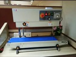 Automatic Vertical Continuous Band Sealer, Model Name/Number: Vbsm