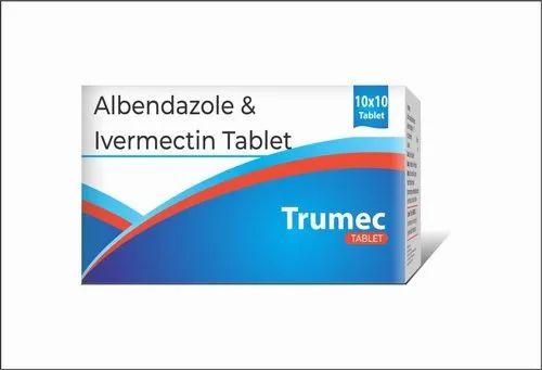 Albendazole Ivermectin Tablets