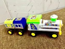 Plastic Toy Train, For Kids Playing