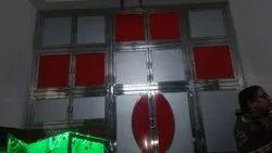 Stainless Steel Wardrobe Cabinet