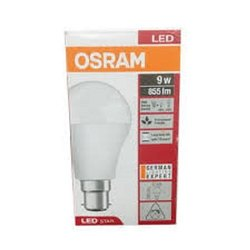 Pvc Round Osram Led Bulb 9w