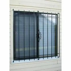 Exterior Polished SS Window Grill
