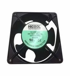 Black Hicool Cooling Fans, For Industrial, 230v Ac