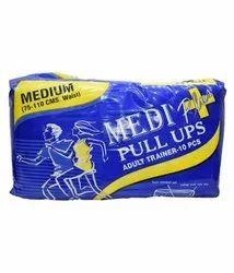 Medi Plus Pull Ups Diaper Medium