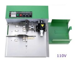 MS Model Dry Ink Coding Machine